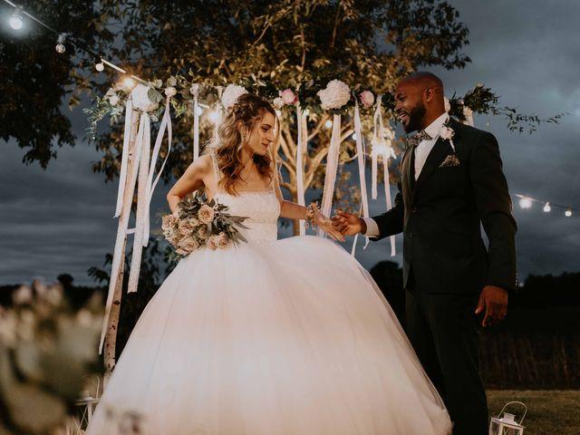 Le mariage de Dimitri et Rebecca à Lançon-Provence, Bouches-du-Rhône 74