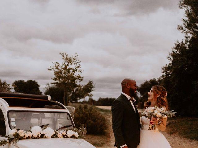 Le mariage de Dimitri et Rebecca à Lançon-Provence, Bouches-du-Rhône 83