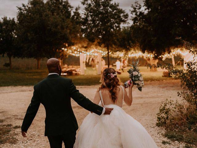Le mariage de Dimitri et Rebecca à Lançon-Provence, Bouches-du-Rhône 94