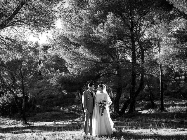 Le mariage de Matthieu et Pauline à Saint-Rémy-de-Provence, Bouches-du-Rhône 29