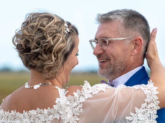 Le mariage de Christel et Hervé