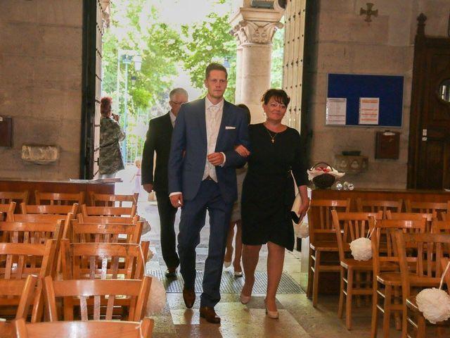 Le mariage de Tord et Emmanuelle à Maisons-Laffitte, Yvelines 1