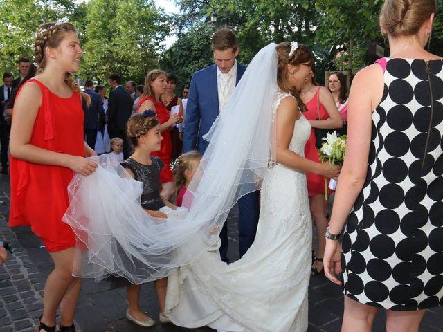 Le mariage de Tord et Emmanuelle à Maisons-Laffitte, Yvelines 14