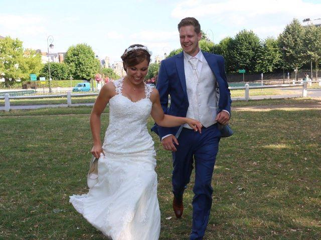 Le mariage de Tord et Emmanuelle à Maisons-Laffitte, Yvelines 16