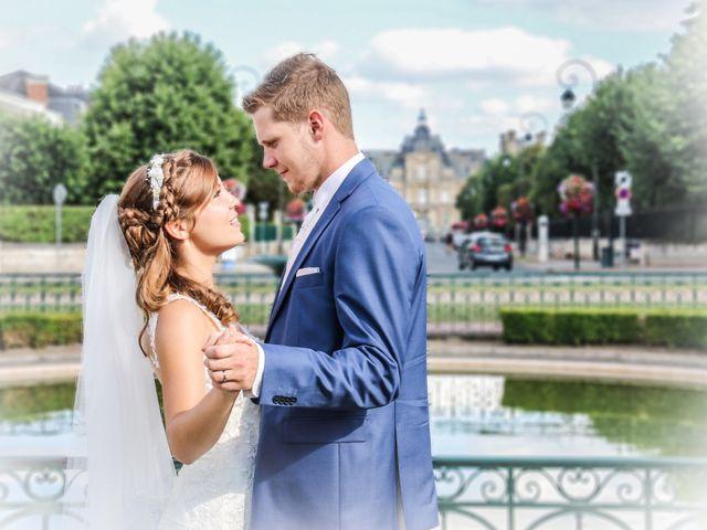 Le mariage de Tord et Emmanuelle à Maisons-Laffitte, Yvelines 25