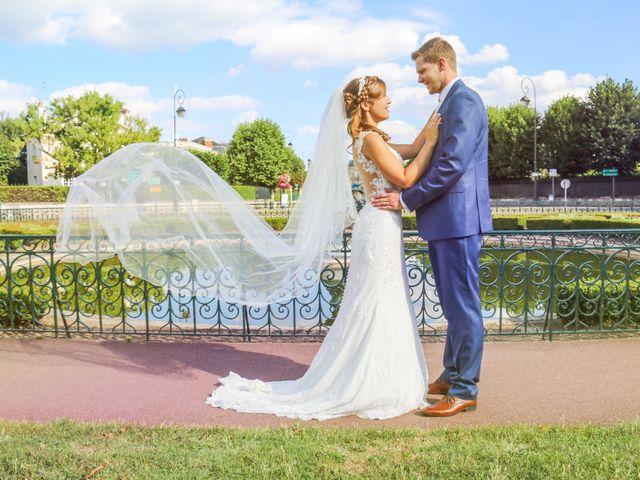 Le mariage de Tord et Emmanuelle à Maisons-Laffitte, Yvelines 26