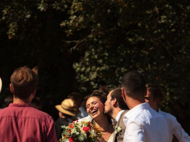 Le mariage de Charles et Marion à Agonac, Dordogne 3