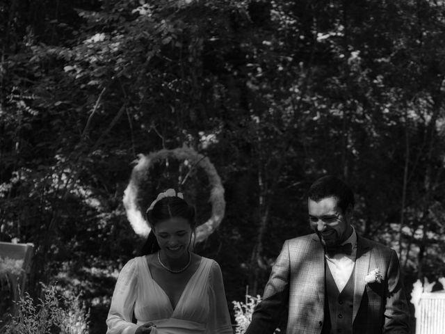 Le mariage de Charles et Marion à Agonac, Dordogne 4