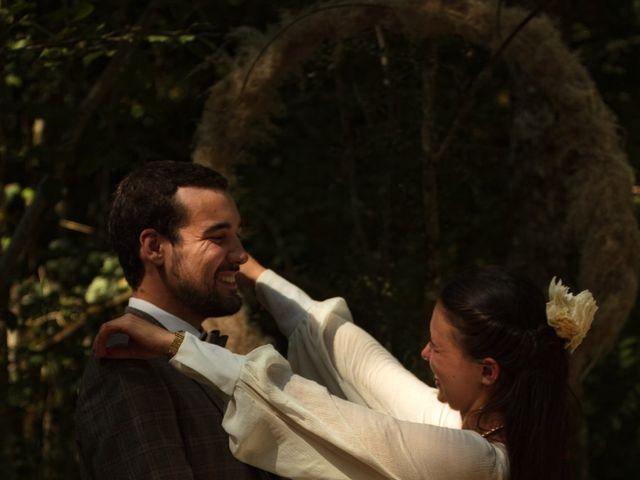 Le mariage de Charles et Marion à Agonac, Dordogne 6