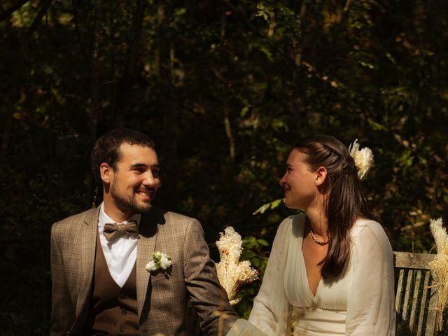 Le mariage de Charles et Marion à Agonac, Dordogne 12