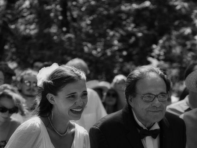 Le mariage de Charles et Marion à Agonac, Dordogne 13