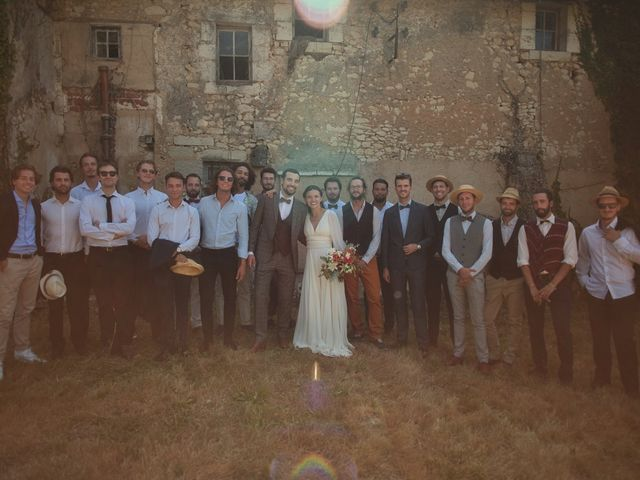 Le mariage de Charles et Marion à Agonac, Dordogne 37