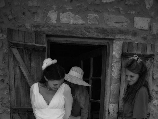 Le mariage de Charles et Marion à Agonac, Dordogne 42