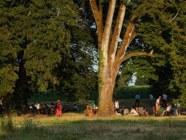 Le mariage de Charles et Marion à Agonac, Dordogne 52