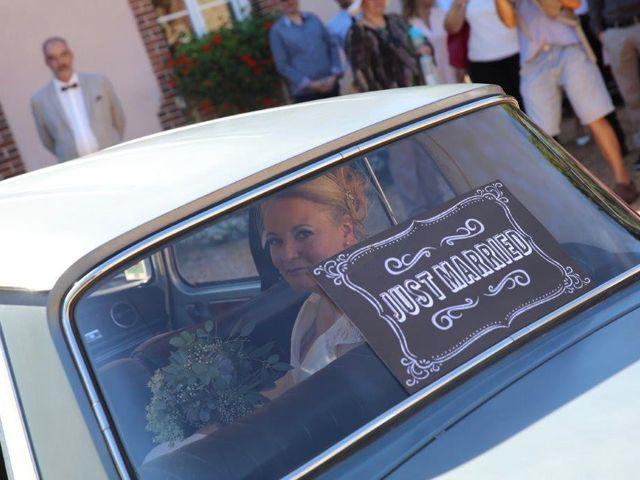 Le mariage de Christian et Adeline  à Rouvray-Saint-Florentin, Eure-et-Loir 11