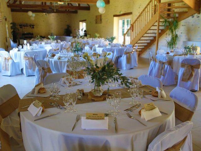 Le mariage de Christian et Adeline  à Rouvray-Saint-Florentin, Eure-et-Loir 16
