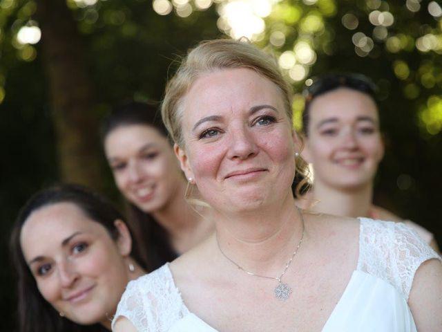 Le mariage de Christian et Adeline  à Rouvray-Saint-Florentin, Eure-et-Loir 41