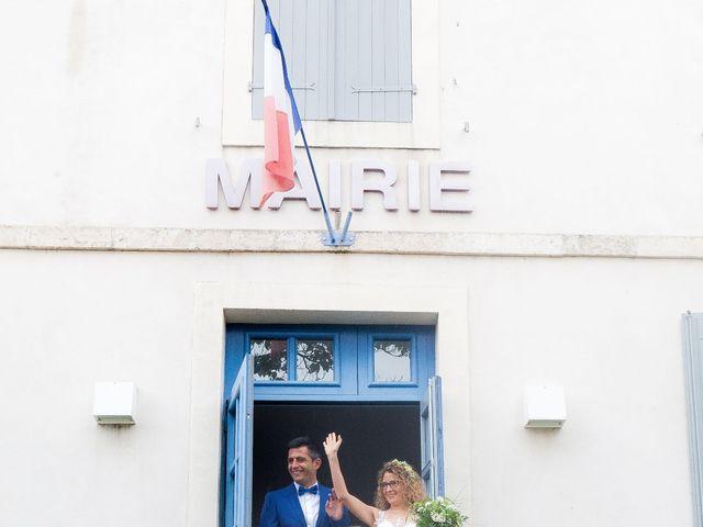 Le mariage de David et Delphine à François, Deux-Sèvres 12
