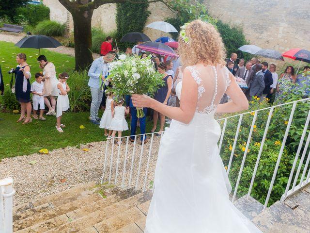 Le mariage de David et Delphine à François, Deux-Sèvres 13
