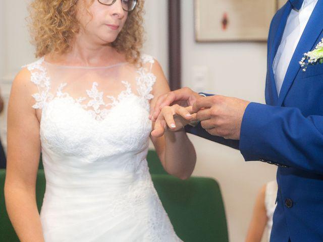 Le mariage de David et Delphine à François, Deux-Sèvres 17