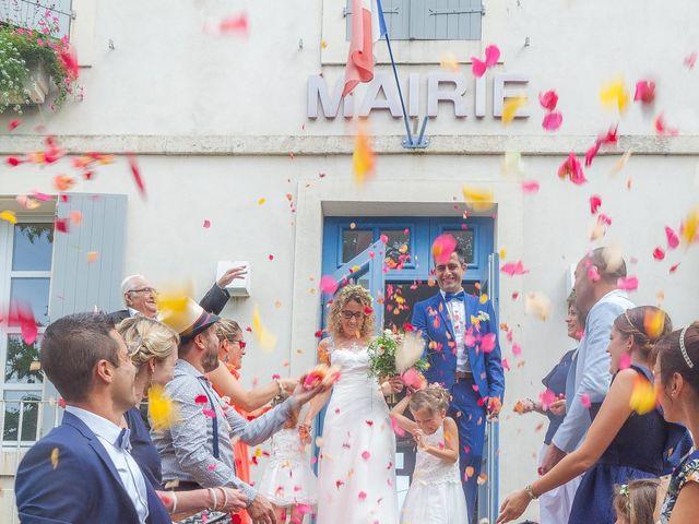 Le mariage de David et Delphine à François, Deux-Sèvres 19