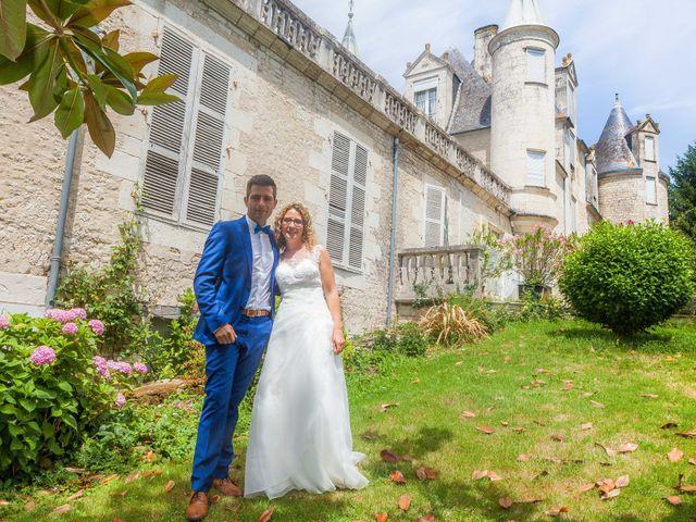 Le mariage de David et Delphine à François, Deux-Sèvres 33