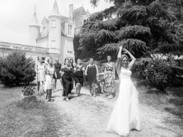 Le mariage de David et Delphine à François, Deux-Sèvres 34