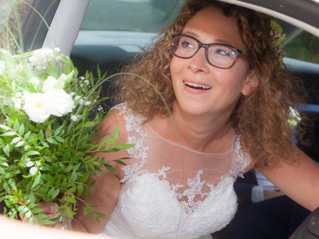 Le mariage de David et Delphine à François, Deux-Sèvres 43