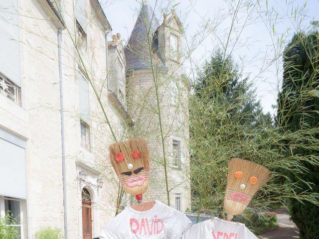 Le mariage de David et Delphine à François, Deux-Sèvres 45