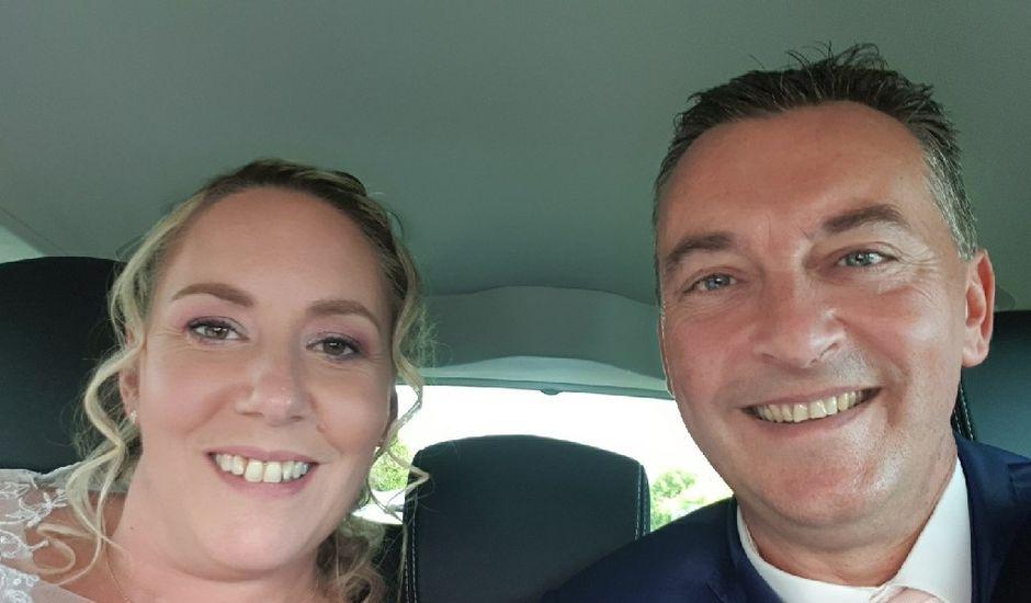 Le mariage de David  et Nolwenn à Guipavas, Finistère