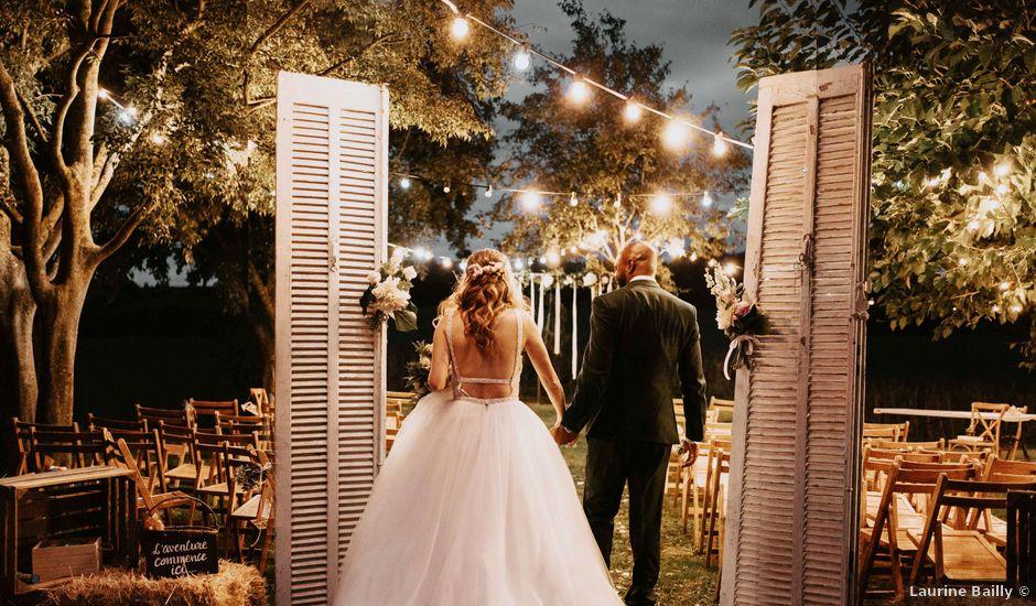 Le mariage de Dimitri et Rebecca à Lançon-Provence, Bouches-du-Rhône