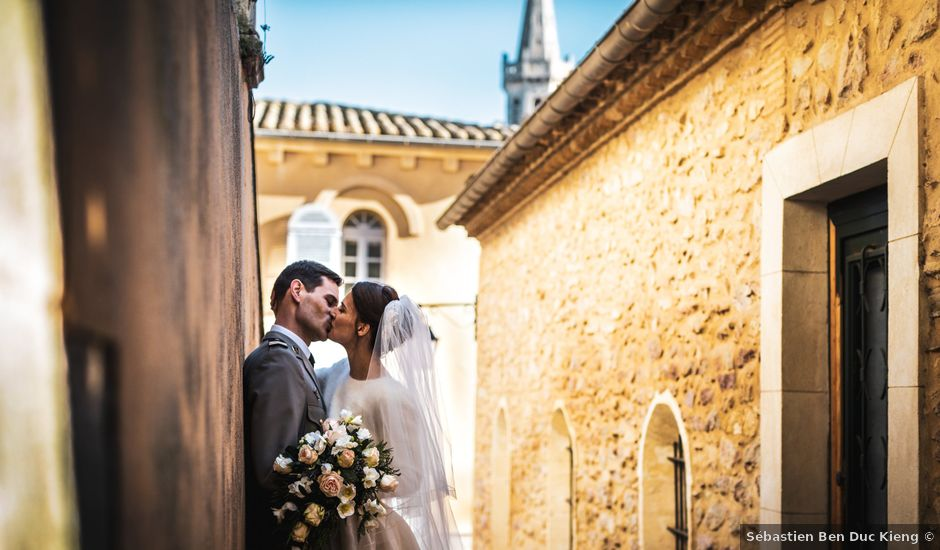 Le mariage de Matthieu et Pauline à Saint-Rémy-de-Provence, Bouches-du-Rhône