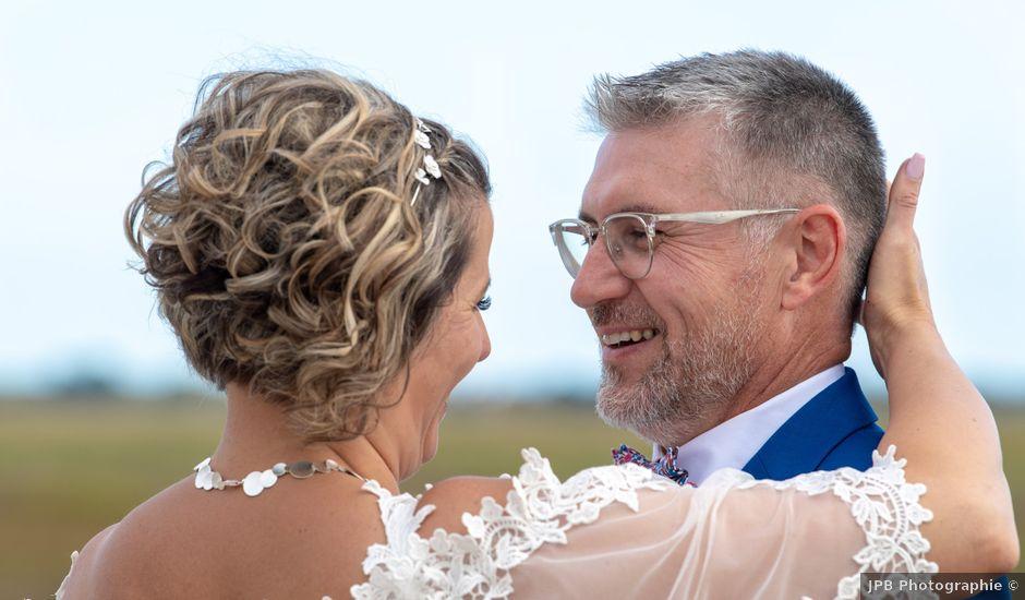 Le mariage de Hervé et Christel à Cherbourg, Manche