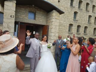 Le mariage de Maria et Jean Simon  2