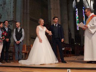Le mariage de Pauline et Manuel