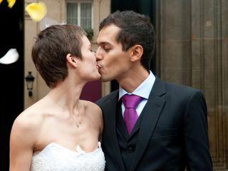 Le mariage de Pélagie et Karim