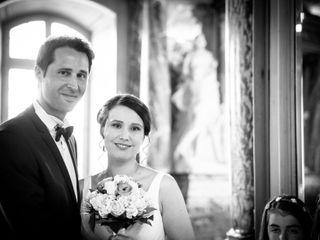 Le mariage de Emmanuelle et Lionel 1