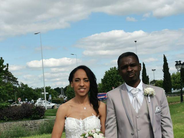 Le mariage de Jean Simon  et Maria à Fleury-Mérogis, Essonne 5