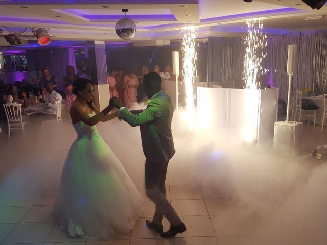 Le mariage de Maria et Jean Simon