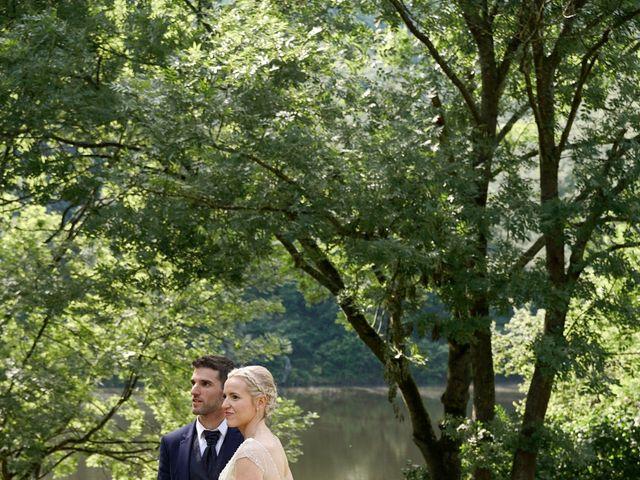 Le mariage de Manuel et Pauline à Firminy, Loire 6