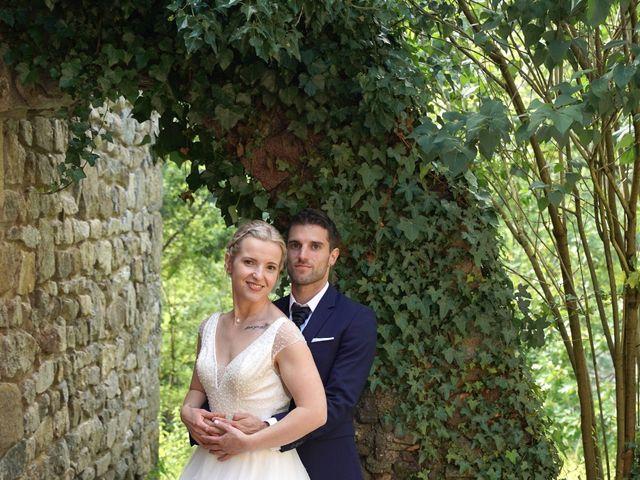 Le mariage de Manuel et Pauline à Firminy, Loire 9