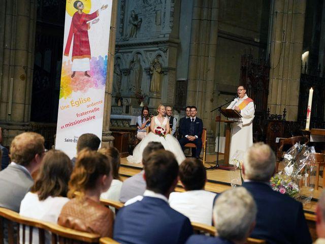 Le mariage de Manuel et Pauline à Firminy, Loire 13