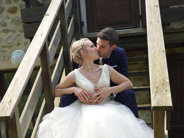 Le mariage de Manuel et Pauline à Firminy, Loire 18