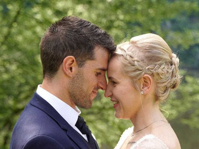 Le mariage de Manuel et Pauline à Firminy, Loire 2