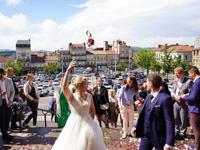 Le mariage de Manuel et Pauline à Firminy, Loire 20