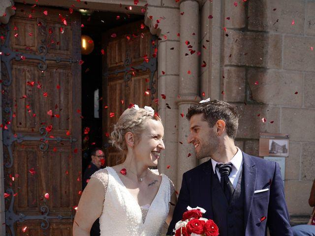 Le mariage de Manuel et Pauline à Firminy, Loire 21