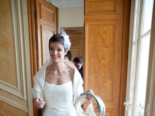 Le mariage de Karim et Pélagie à Paris, Paris 6