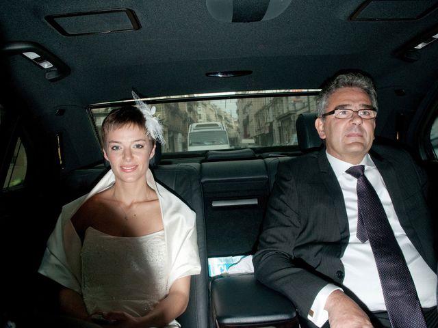 Le mariage de Karim et Pélagie à Paris, Paris 8