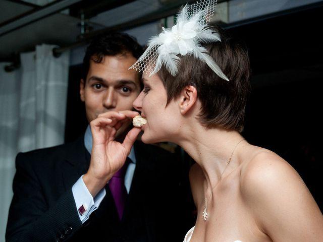 Le mariage de Karim et Pélagie à Paris, Paris 21