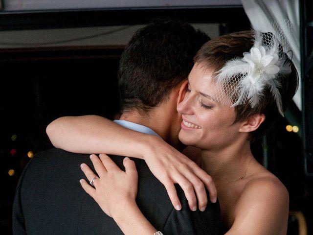 Le mariage de Karim et Pélagie à Paris, Paris 23